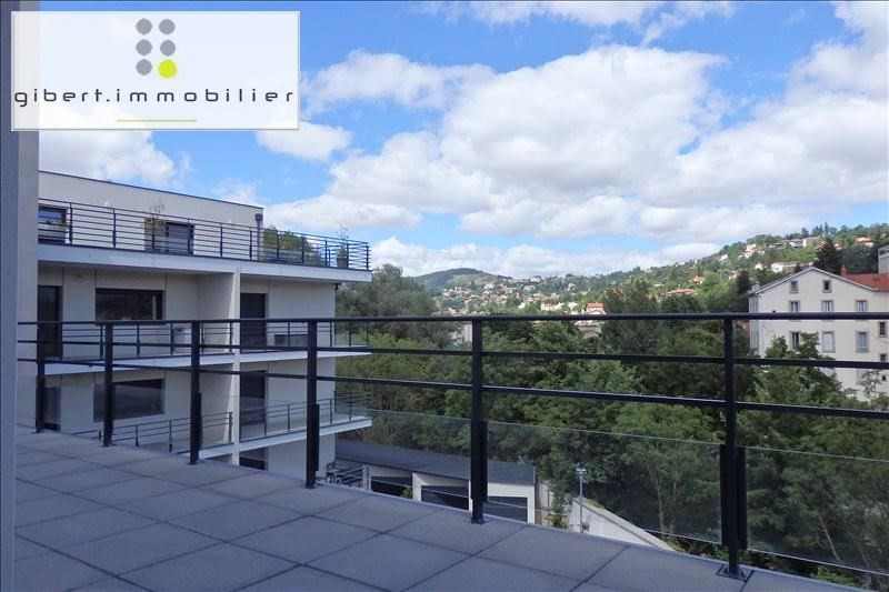 Sale apartment Le puy en velay 198 000€ - Picture 1