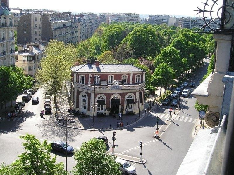 Rental apartment Paris 16ème 835€ CC - Picture 6