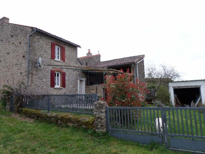 Sale house / villa Balledent 118000€ - Picture 1