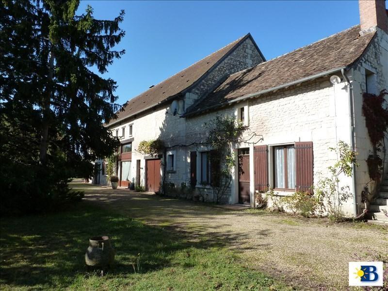 Vente maison / villa Naintre 346500€ - Photo 1