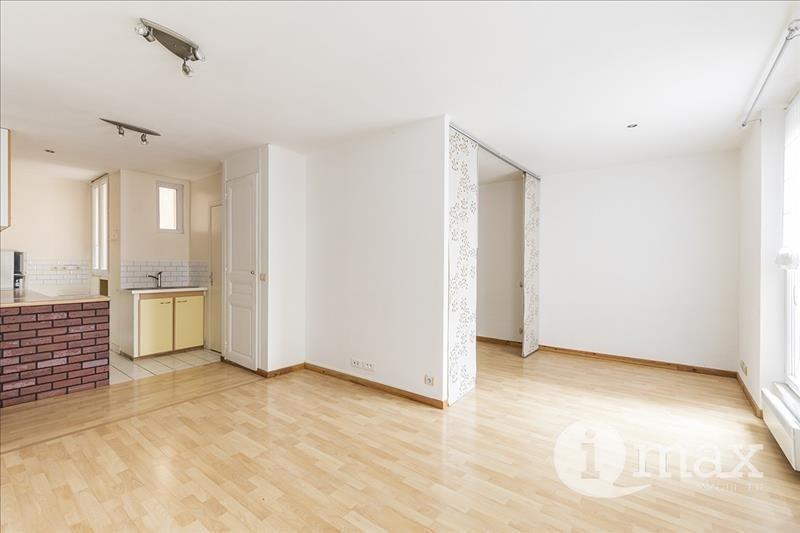 Sale apartment Levallois-perret 339000€ - Picture 2