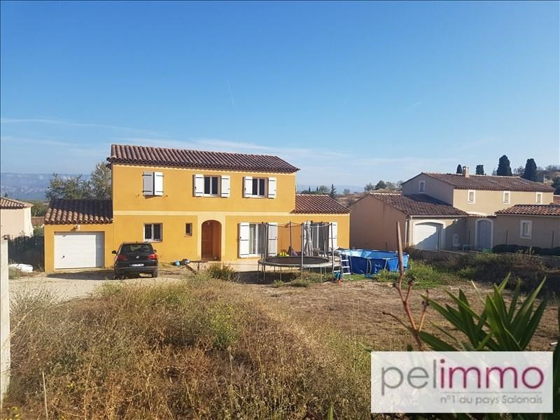 Vente maison / villa Alleins 405 900€ - Photo 1