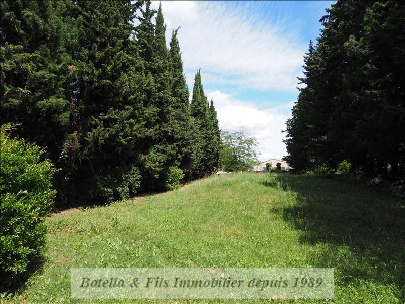 Vendita terreno Bagnols sur ceze 135000€ - Fotografia 4