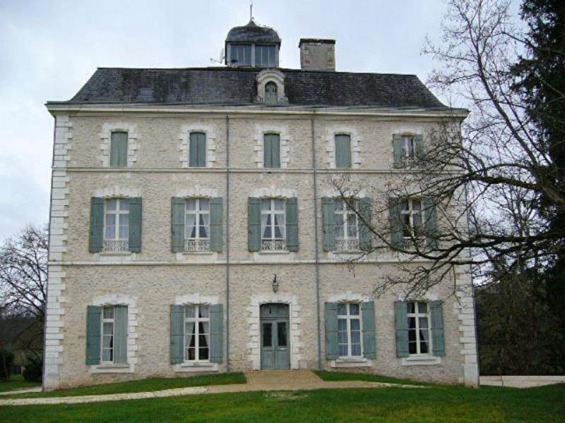 Deluxe sale chateau Le change 1260000€ - Picture 1