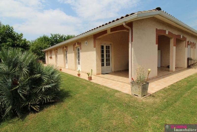 Vente maison / villa Quint-fonsegrives 6 minutes 453000€ - Photo 2