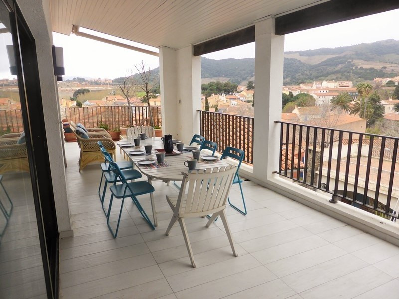 Vacation rental apartment Collioure 677€ - Picture 2