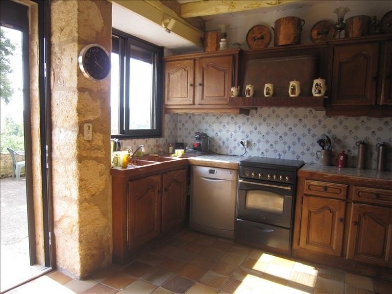 Vente maison / villa Castels 228500€ - Photo 4