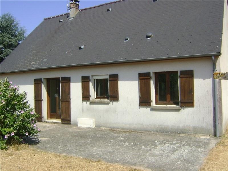 Vente maison / villa St nicolas des motets 120200€ - Photo 1