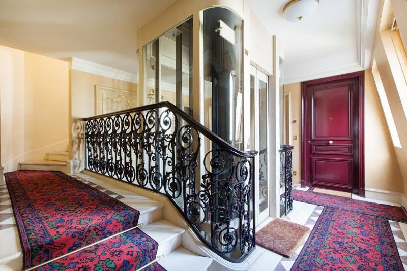 Vente de prestige appartement Paris 16ème 660000€ - Photo 18