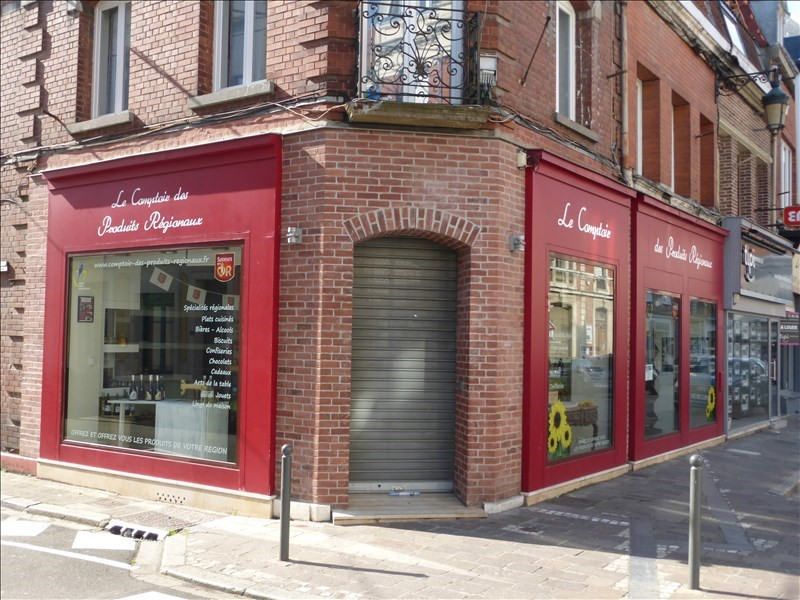 Vente local commercial Bethune 149 000€ - Photo 1