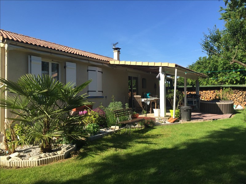 Vente maison / villa Marcay 144000€ - Photo 1