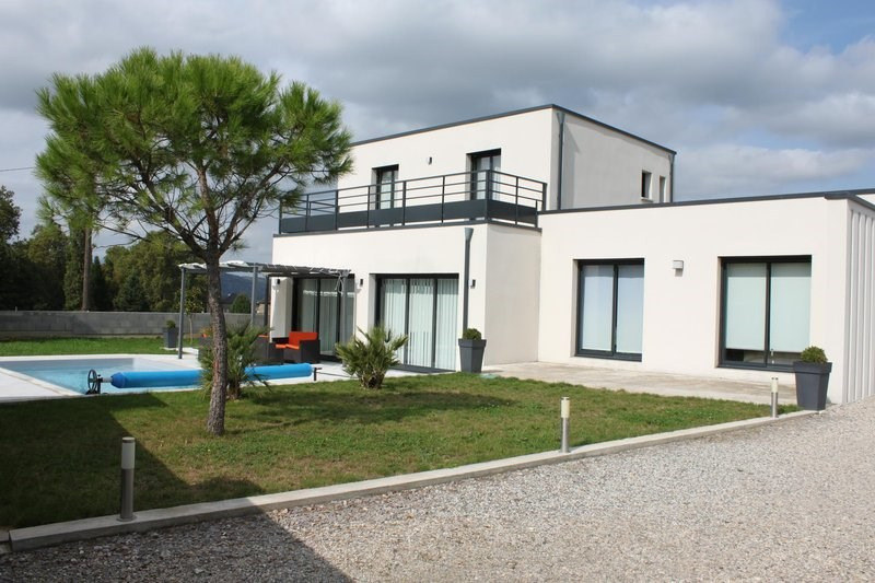 Villa contemporaine