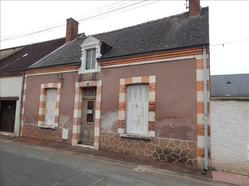 Vente maison / villa Vendome 56000€ - Photo 1