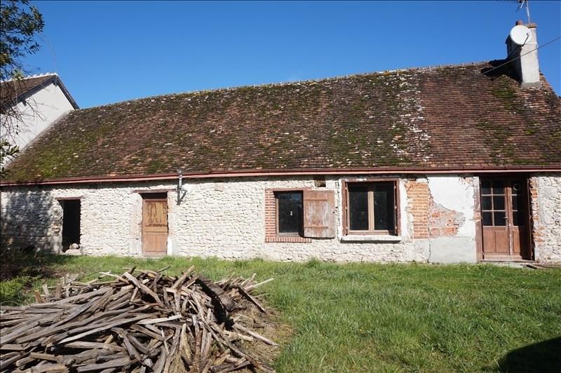 Vente maison / villa Mont pres chambord 108000€ - Photo 1