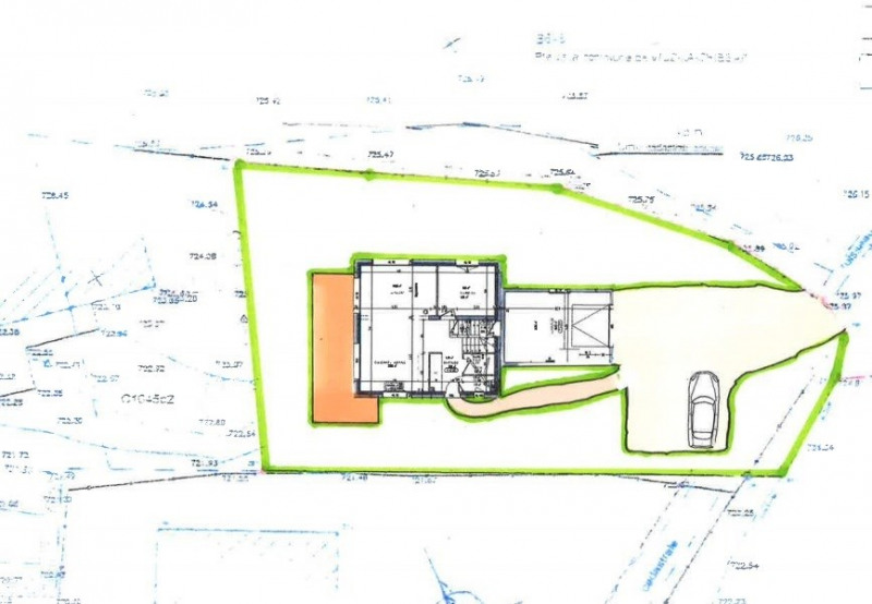 Sale house / villa Viuz-la-chiésaz 373000€ - Picture 5