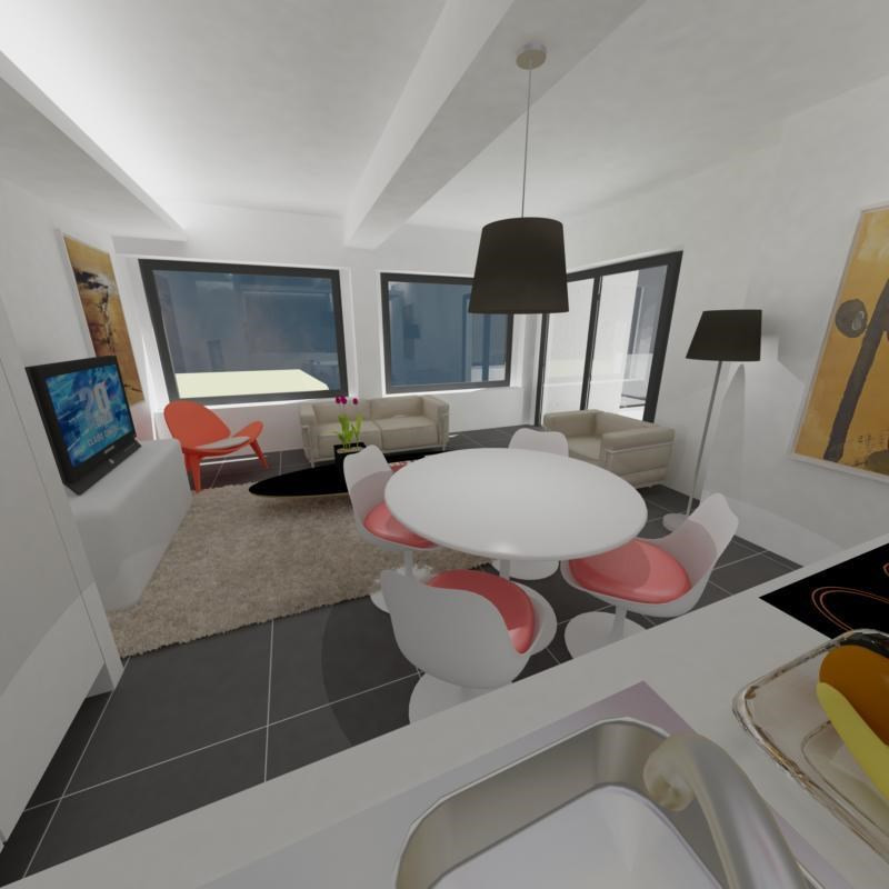 Vente de prestige appartement Strasbourg 235 500€ - Photo 3