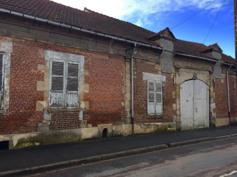 Sale building Bresles 158000€ - Picture 1