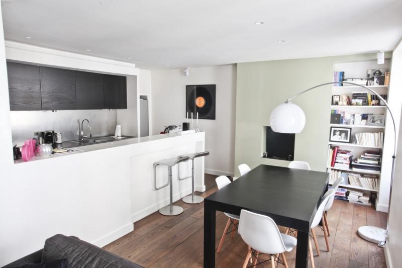 Vente de prestige appartement Paris 10ème 1090000€ - Photo 3