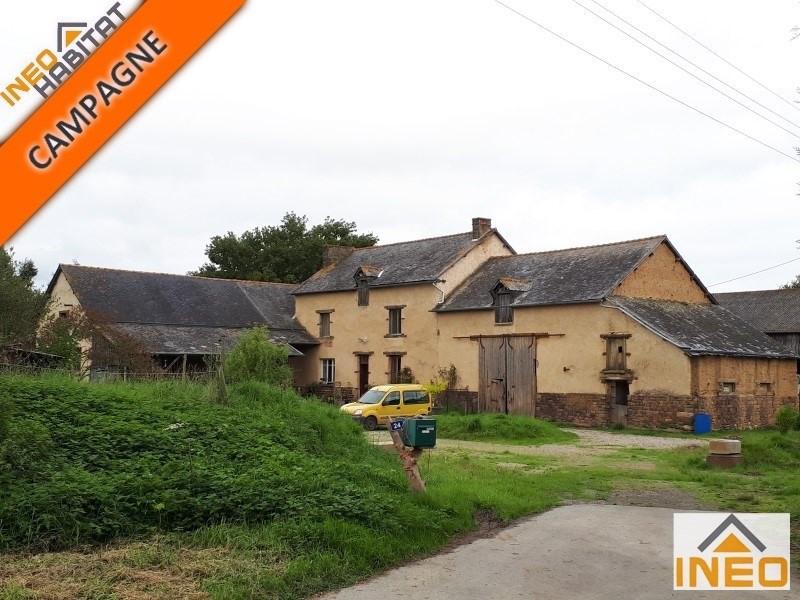 Vente maison / villa Bedee 344850€ - Photo 1