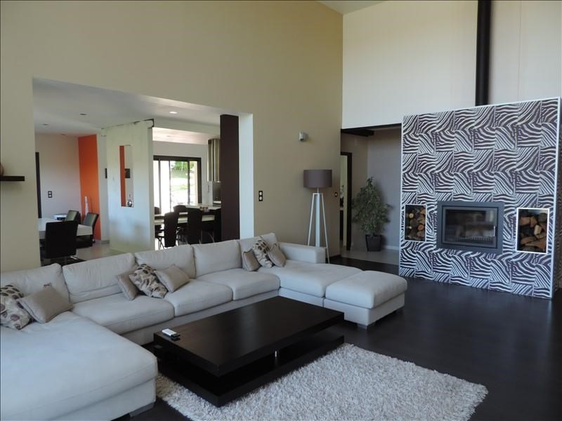 Sale house / villa St nauphary 535000€ - Picture 3