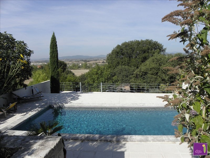 Verkoop van prestige  huis Barjac 495000€ - Foto 7