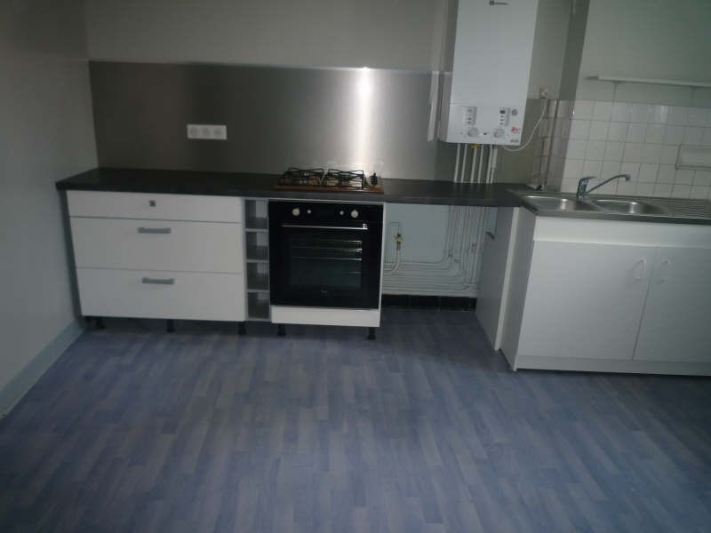 Rental apartment Moulins 450€ CC - Picture 4