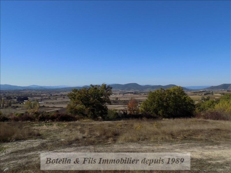 Venta  terreno Barjac 84000€ - Fotografía 1