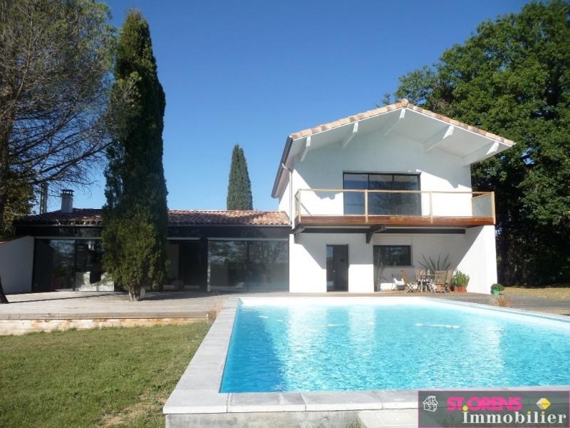 Vente de prestige maison / villa Coteaux toulouse sud 1145000€ - Photo 1