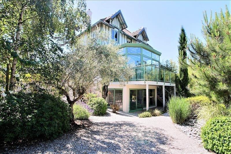 Vente de prestige maison / villa Tourgeville 836000€ - Photo 1