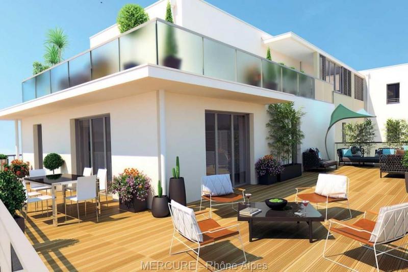 Deluxe sale apartment Lyon 7ème 710000€ - Picture 1