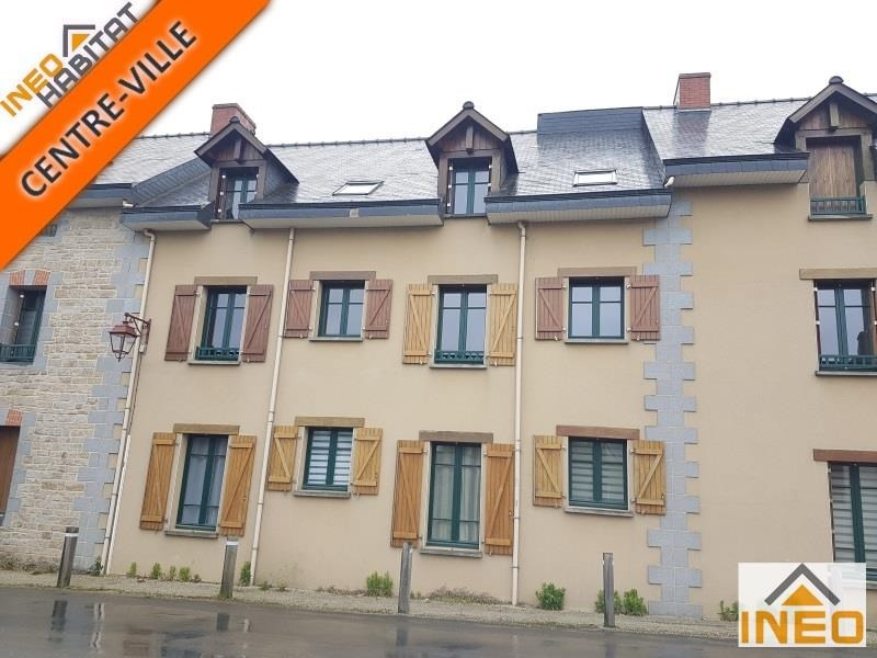 Vente appartement Hede 88 500€ - Photo 1