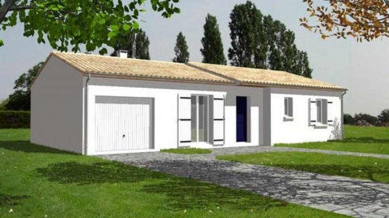 Maison  4 pièces + Terrain 467 m² Saint-Vincent-sur-Jard par LOGIS DE VENDEE