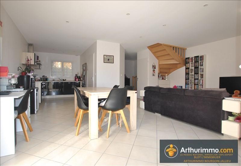 Vente maison / villa Bourgoin jallieu 229000€ - Photo 1
