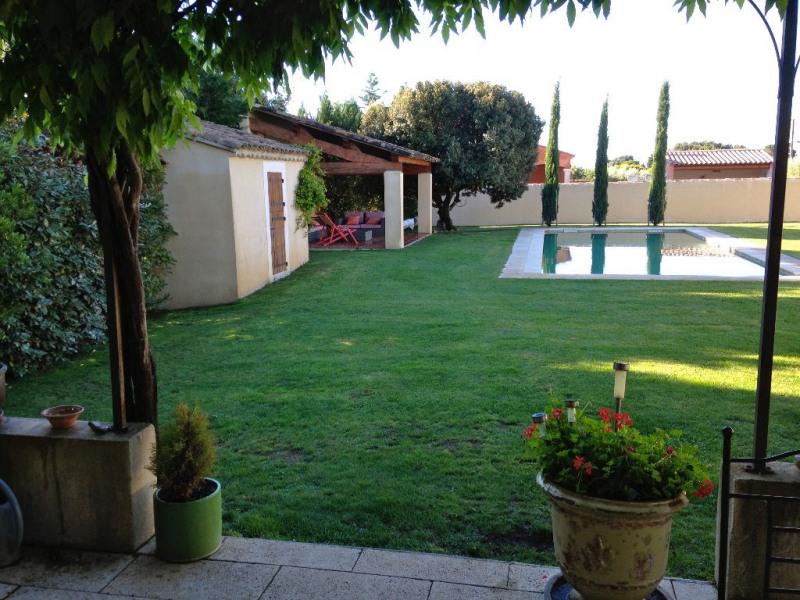 Revenda casa Rochefort du gard 549000€ - Fotografia 3