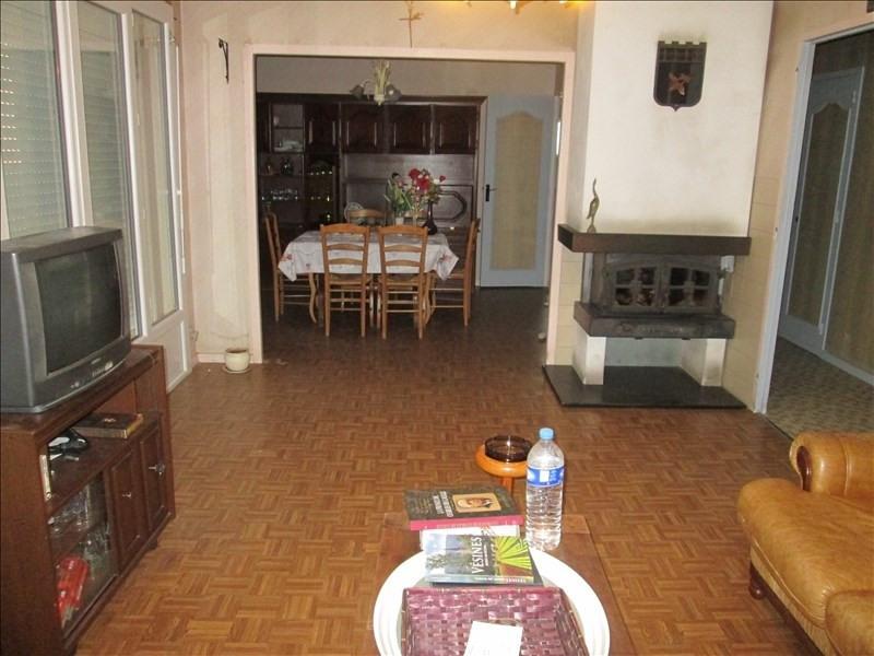 Sale house / villa Feillens 129500€ - Picture 2