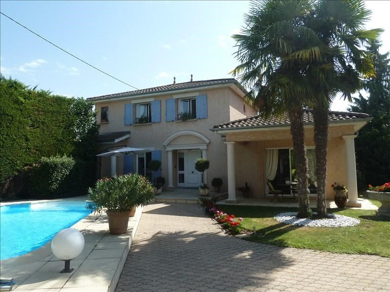 Sale house / villa Bourgoin jallieu 520000€ - Picture 1