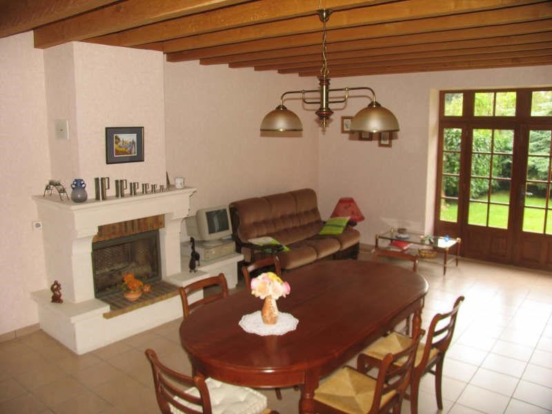 Sale house / villa La chapelle faucher 148900€ - Picture 2