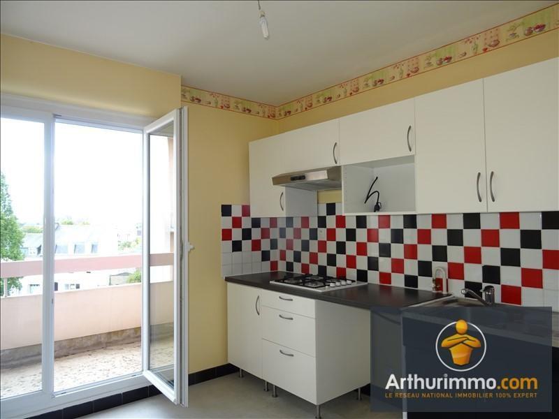 Sale apartment St brieuc 54200€ - Picture 5