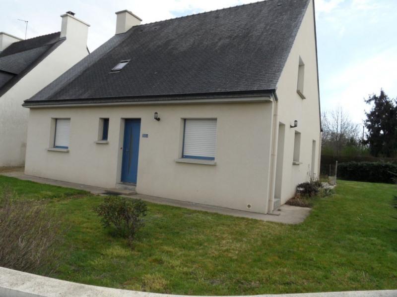 Rental house / villa Pluneret 850€ CC - Picture 1