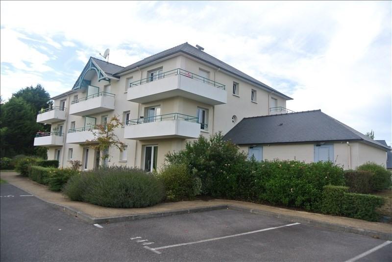 Sale apartment Quimper 86400€ - Picture 2