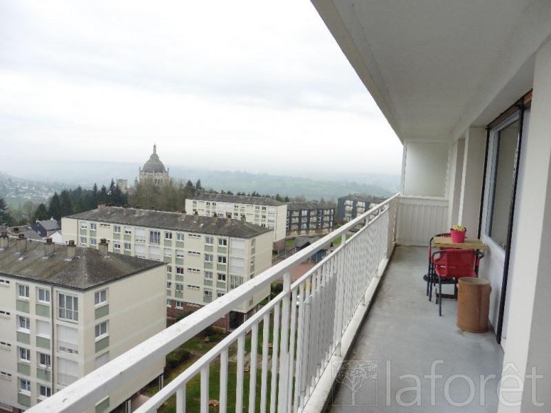 Vente appartement Lisieux 78550€ - Photo 3