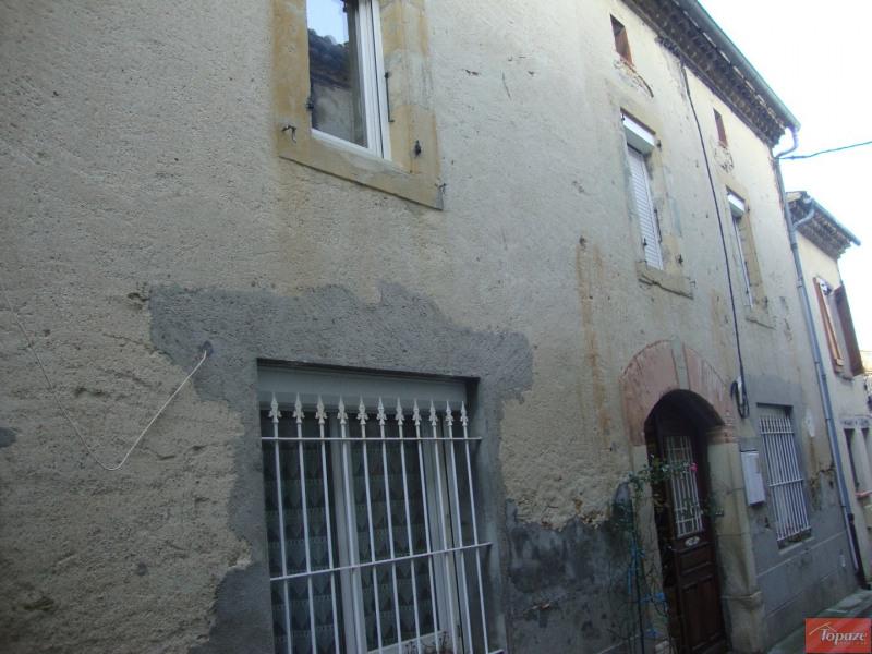 Sale house / villa Labastide d'anjou 116000€ - Picture 1