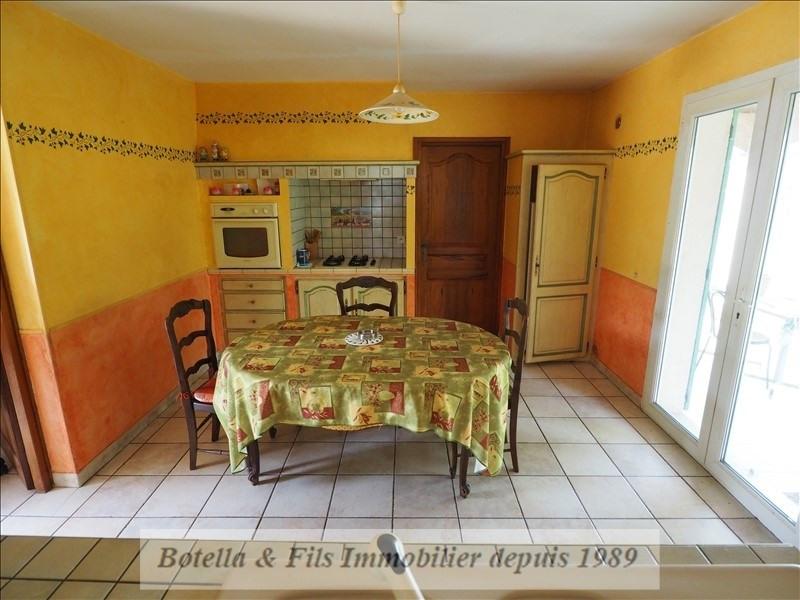 Venta  casa Barjac 308500€ - Fotografía 5