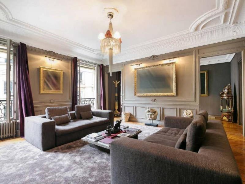 Revenda residencial de prestígio apartamento Paris 8ème 3200000€ - Fotografia 1