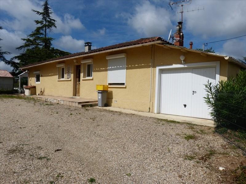 Vente maison / villa Le sequestre 212000€ - Photo 1