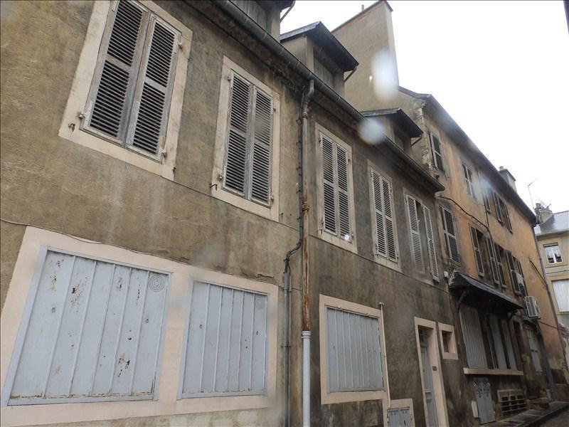 Vente immeuble Moulins 139000€ - Photo 1
