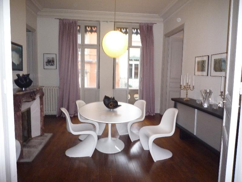 Locação apartamento Toulouse 2620€ CC - Fotografia 1