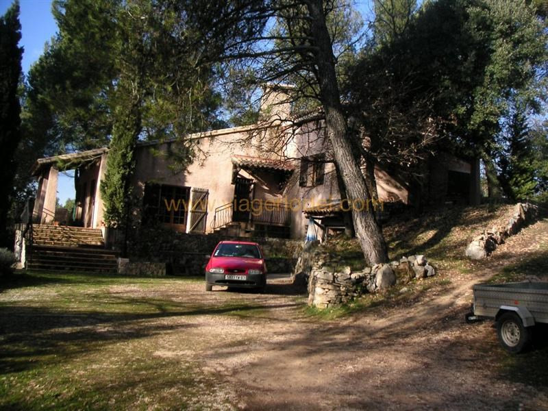 Life annuity house / villa Rougiers 225 000€ - Picture 1