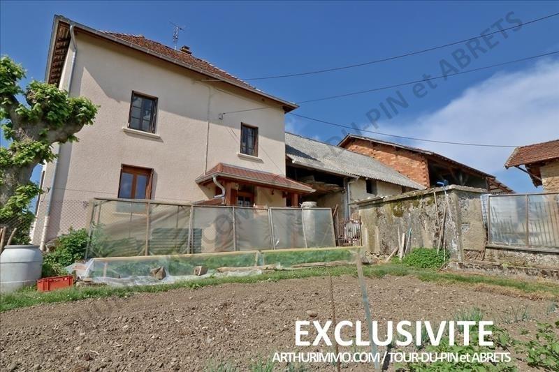 Vente maison / villa La tour du pin 146000€ - Photo 2