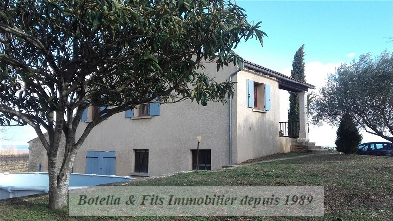 Sale house / villa St paulet de caisson 297 800€ - Picture 14